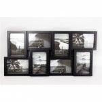8 photo plastic multiframe