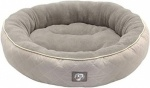Pet bed Brushed Round 60cm