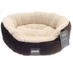 Round Sherpa Per Bed 53cm