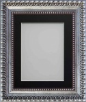 Fhoto Frame Oxford Antique Silver 14 x 11''