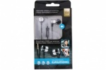 Grundig Stereo Earphones with Microphone