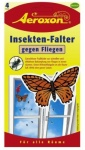 4 Piece Aeroxon Window  Insect Moth Fly Bait Butterfly Motif (27756)