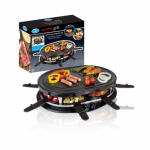 Raclette Grill - Serves 8 People -