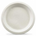 Bagasse 7'' Round Plate