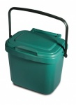 Addis New compost Caddy green
