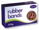 Rubber Bands Box 454gm No.1