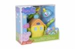 HTI   PEPPA PIG HOUSE TEA SET