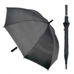 28'' Black Walking Umbrella
