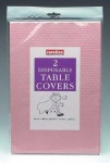 Caroline Paper Table Cover Pink Pk2 (1322)