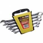 Am-Tech 5pc Combination Spanners on Rack K0100