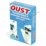 Oust Dishwasher & Washing Machine Cleaner 2x75g