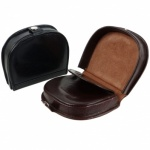 Cowhide Medium Leather Gents Tray Purse (GHS1590)