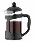 3 Cup Matt Black Coffee Maker
