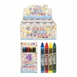 Crayons Wax 4 Pcs