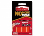 Unibond NMN Strips Permanent 2.75kg 12 Strips Red 19mm x 5cm