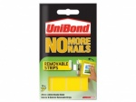 Unibond NMN Strips Removable 2kg 10 Strips Yellow 20mm x 4cm