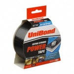 Unibond E/S Power Tape Black 50mm X 25m