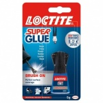 Loctite Super Glue Easy Brush 5g