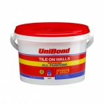 Unibond All Purpose Adhesive & Grout Economy