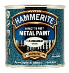 Hammerite Hammered White 250ml