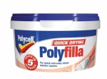 Polycell Quick Drying PolyFilla 500gm