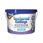 Polycell Tex Ceiling Matt Rippled 2.5Ltr