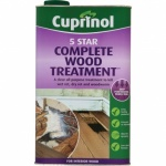 ***5 Star Wood Treatment 5l