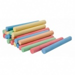 Duralon Coloured Chalks Card of 6 (5425)