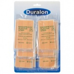 Duralon Fabric Strip Plasters Card of 24 (2108)
