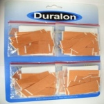 Duralon Fabric Cut Plasters Card of 12 (2110)