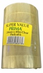 24mm X 40m Clear Tape (1'' clear tape) (R34075) Roll of 6