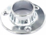 19mm End Sockets Chrome Plated pk2 (S5552)