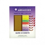 Cab Sandpaper S2 25sheets