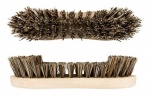 Elliotts FSC Wooden Double Wing Scrubbing Brush