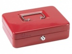 Sterling Cash Box 6'' Red