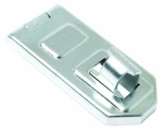 **** Sterling Disc Hasp & Staple High Security 120mm