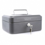 Sterling Cash Box 8'' Black