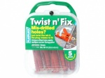 DISCONTINUED Plasplugs 5 Twist 'n' Fix Plugs (TNF161)