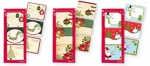 15pc Adhesive Gift Tags Asstd
