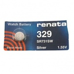 329 Renata Watch Batteries
