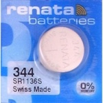 344 Renata Watch Batteries