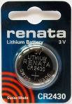 Cr2430 Renata Batteries
