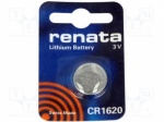 Cr1620 Renata Batteries