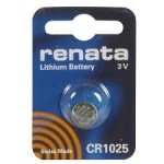 Cr1225 Renata Batteries