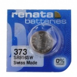 373 Renata Watch Batteries