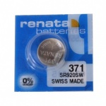 371 Renata Watch Batteries (Also For 370 or SR920SW)