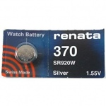 370 Renata Watch Batteries