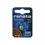 395 Renata Watch Batteries (Also For 399 or SR927SW)