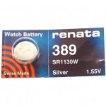 389 Renata Watch Batteries