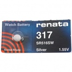 317 Renata Watch Batteries